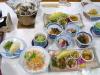 夕食/信州小渋温泉赤石荘