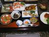 あらり荘の夕食