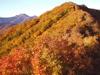 魚沼駒ヶ岳の紅葉