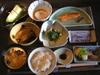 栃尾又温泉宝巌堂の朝食