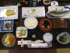 福田家の朝食
