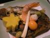 安田屋旅館の夕食