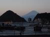 三津浜の富士