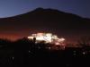 ポタラ宮の夜景