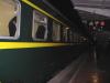 青蔵鉄道の客車