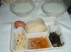 朝食のお弁当(青蔵鉄道)