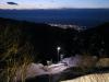 満山荘の夜景