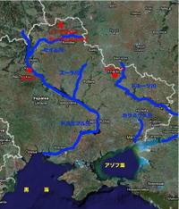 イーゴリ公遠征関連地図