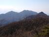 茅ケ岳と曲岳
