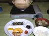 本沢温泉朝食